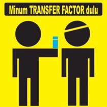 Tetap puasa dengan Transfer Factor
