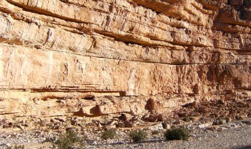 Todra-Schlucht, Atlas-Gebirge, Marokko