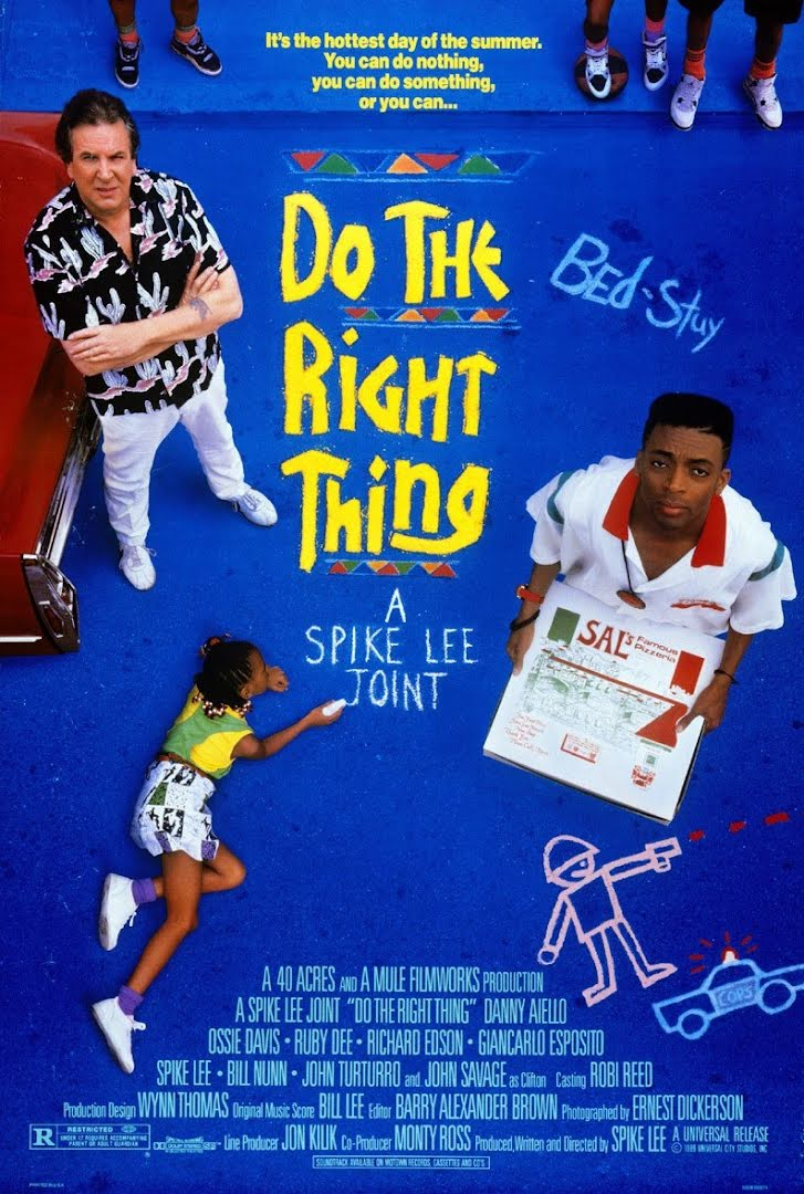 Haz lo que debas - Do the Right Thing (1989)