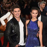 OIC - ENTSIMAGES.COM - Zac Efron and Emily Ratajkowski at the  We Are Your Friends - European  film premiere in London 11th August 2015 Photo Mobis Photos/OIC 0203 174 1069