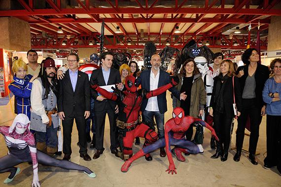 Expocómic 2015, el Salón Internacional del Tebeo de Madrid