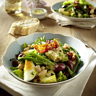 Potato, Bean and Artichoke Salad