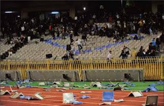 L'Etat déterminé à lutter contre la violence dans les stades