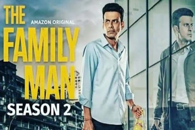 The Family Man Season 2 Link to download for free in 480p, 720p and 1080p