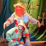 Мюзикл для детей Школа чудес на сцене ФЭСТа