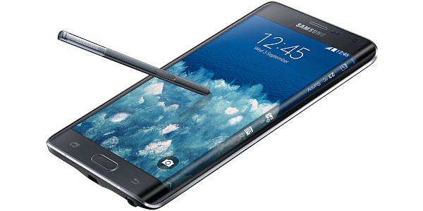 Samsung Galaxy Note Edge officially announced