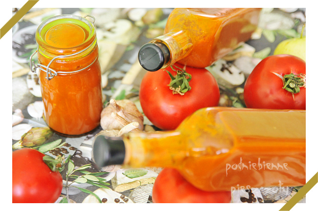 Domowy, ekologiczny ketchup