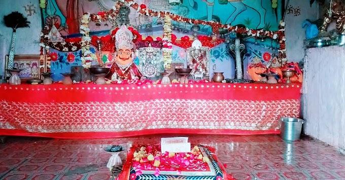 श्री नाकोड़ा देवनारायण जी देव स्थल पर चैत्र नवरात्रि हवन, उद्यापन