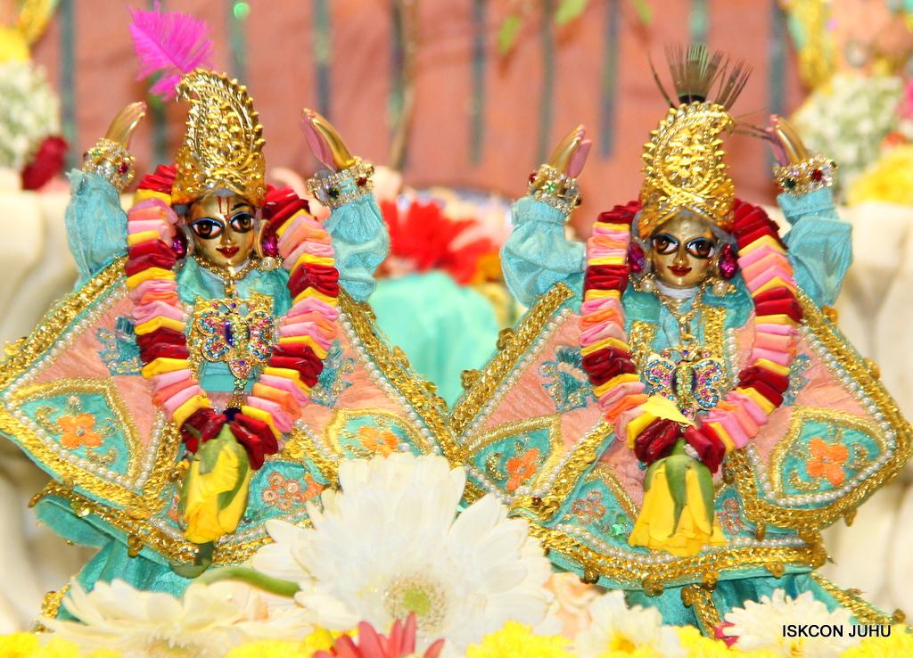ISKCON Juhu Sringar Deity Darshan on 19th Jan 2017 (42)