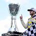 2020 NASCAR Champion wins Most Popular Driver Award