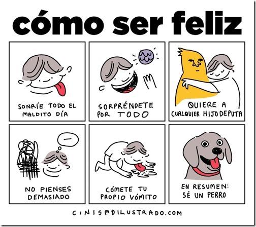 perro como ser feliz
