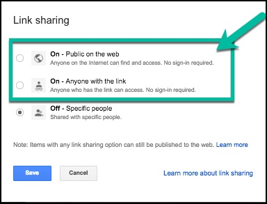 how to change google docs from view only