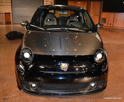 Fiat 500 Abarth Venom front
