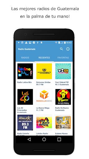 Radio Guatemala - AM/FM 1.0 screenshots 1