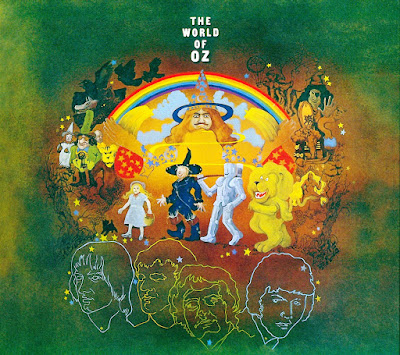 the World Of Oz - 1969 - The World Of Oz