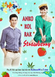 Anko Kon Ruk Strawberry - Anko Kon Ruk Strawberry - 2013