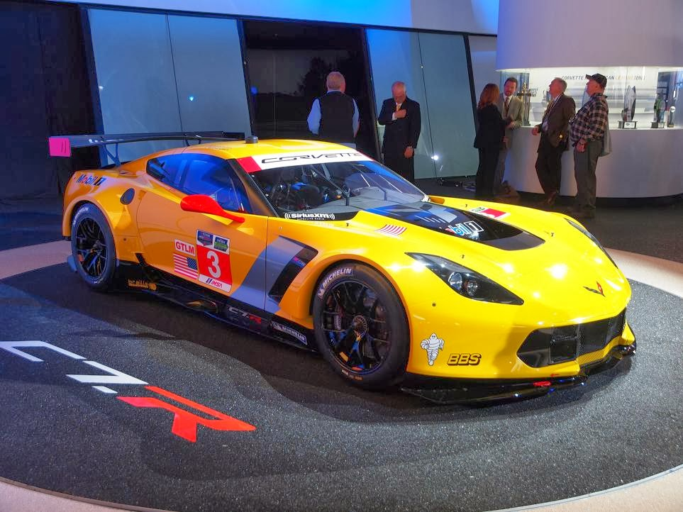 Chevrolet Corvette C7R 1 NAIAS 6