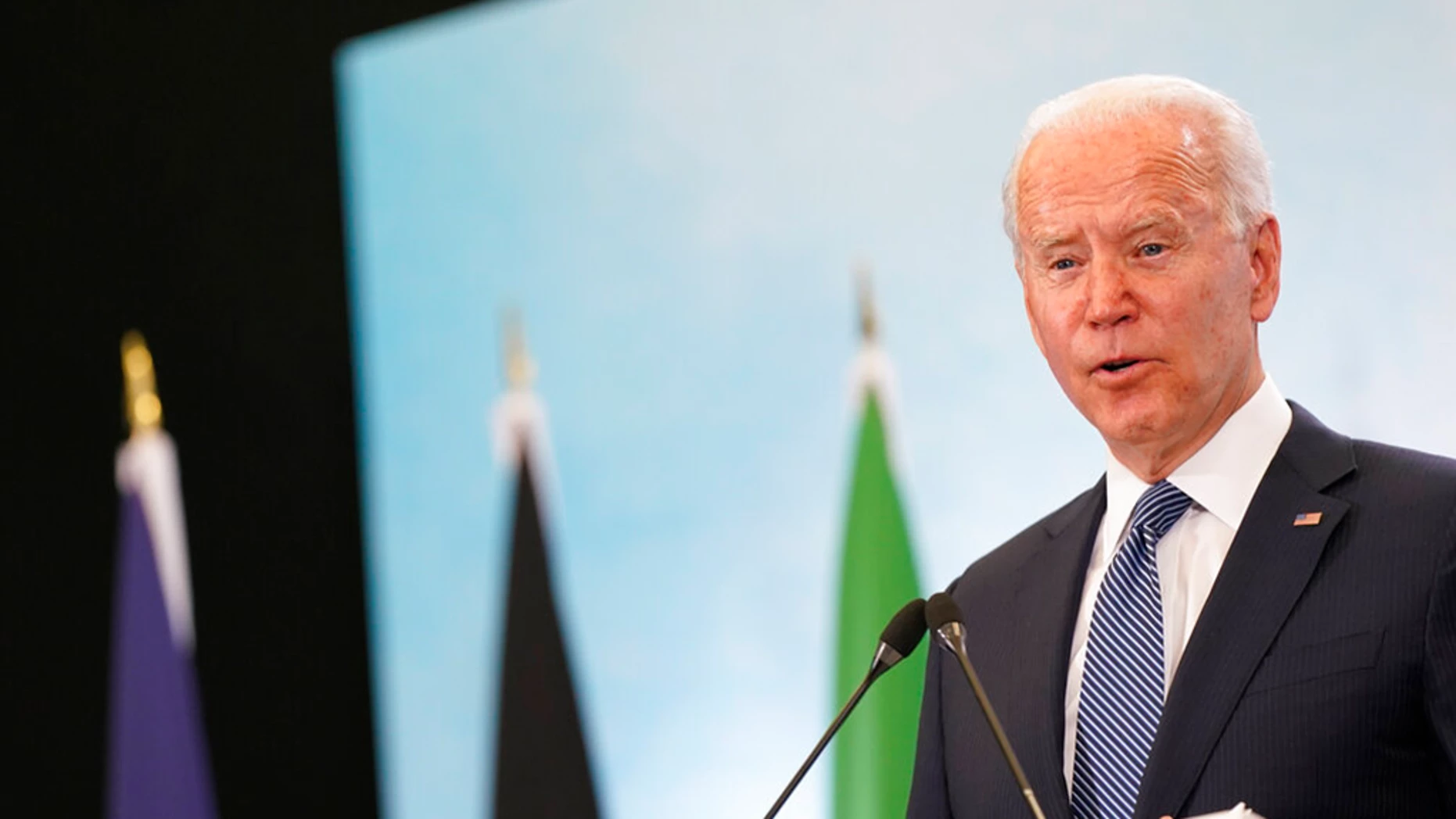 Dementia rumors surface again after Joe Biden mistakes Libya for Syria three times during press conference (video)