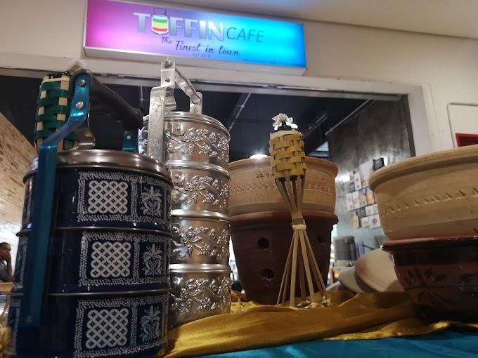 Buffet Ramadan The Tiffin Cafe, Bukit Rimau