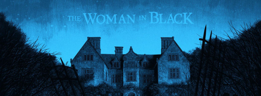 The woman in black movie facebook cover