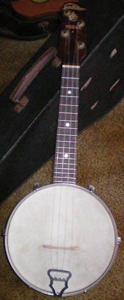 GH&S Banjolele banjo Ukulele rebranded Gallotone