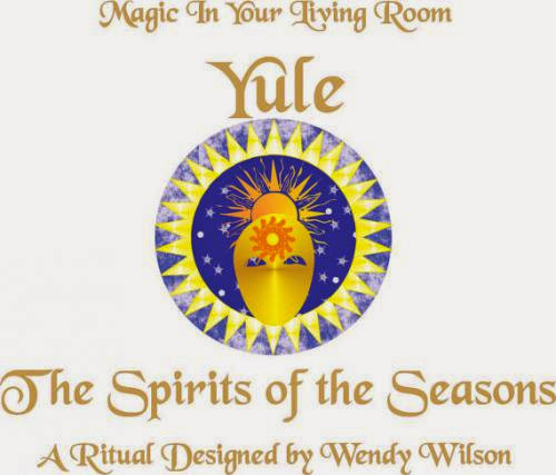The Spirits Of The Season A Pagan Ritual For Yule Winter Solstice By Magicinlivingroom