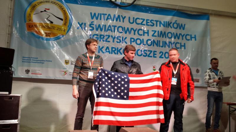 Medalisci Nordic walking XI ZIP Karkonosze 2014