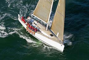 J/111 speedster- one-design sailboat