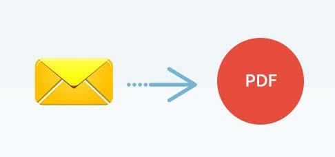 Fb msg to pdf convert