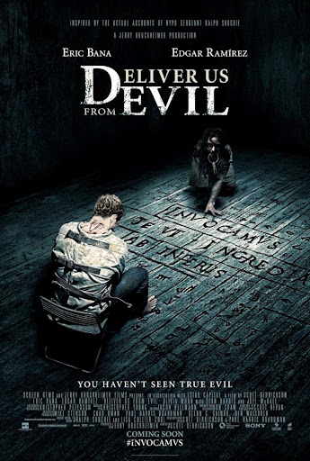 Ξόρκισε το Κακό (Deliver Us From Evil) Poster