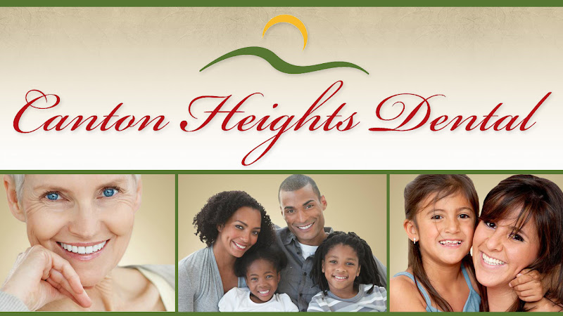 Dentists Canton GA Canton Heights Dental Logo