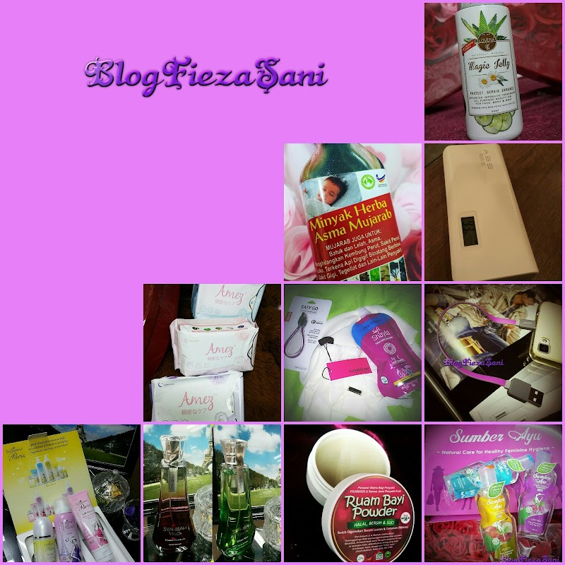 Produk Review 2016 Di Blog Fieza Sani