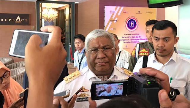 Gubernur Sultra: Terimakasih Pembuat Video 49 WNA China di Bandara Haluoleo