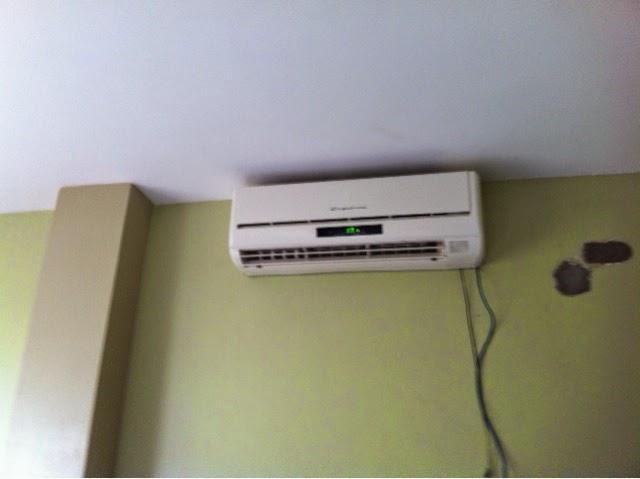 aire acondicionado mantenimiento en general