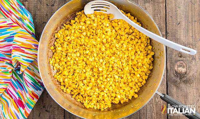 sauted corn