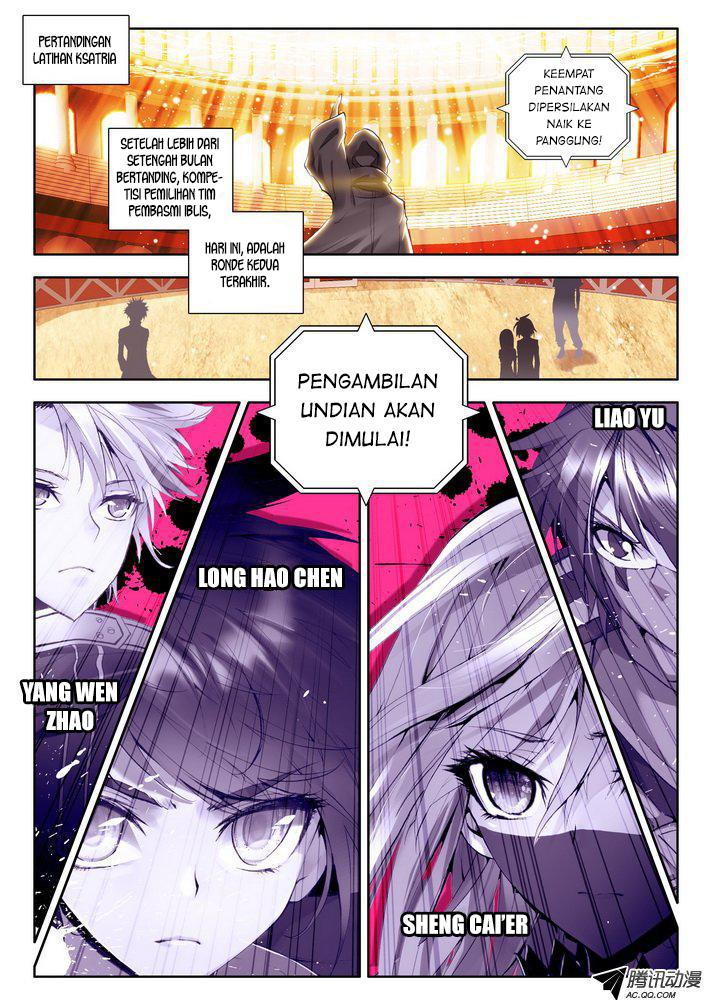 Baca Manga Shen Yin Wang Zuo Chapter 84 Komik Station