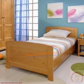Giường ngủ phòng teen SMG41