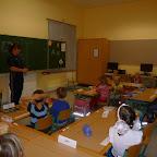 Verkehrserziehung der 1.Klasse Okt2011