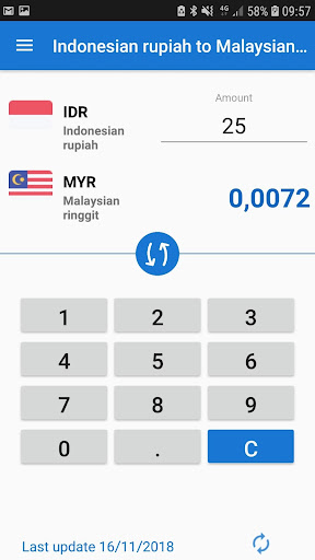 Indonesian Rupiah To Malaysian Ringgit Idr To Myr By Webtoweb Google Play United States Searchman App Data Information