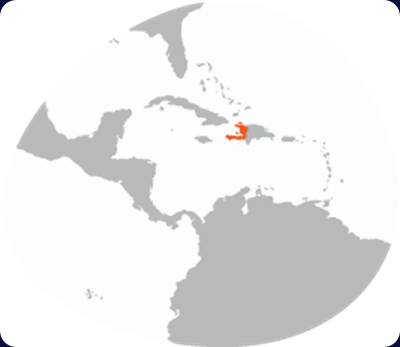 haiti-country-map
