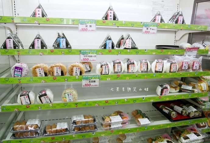 10 日本必逛必買 Lawson 100 便利商店也走百円風 生鮮熟食 泡麵零食 各式食品 生活日用品雜貨通通百円價好逛好買