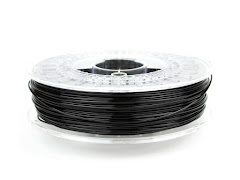 ColorFabb Black nGen Flex Filament - 1.75mm (0.65kg)