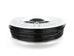 ColorFabb Black nGen Flex Filament - 1.75mm (0.65 kg)