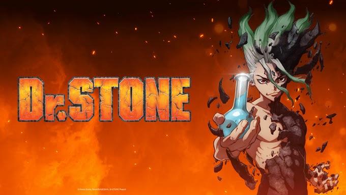 Dr.Stone llega a Toonami este 9 de Noviembre