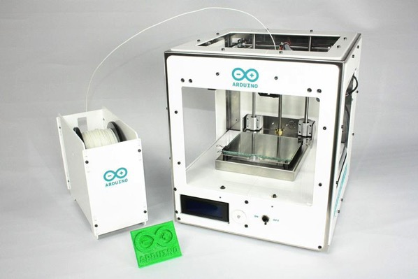 Arduino Set to Introduce 3-D printer in October 2018