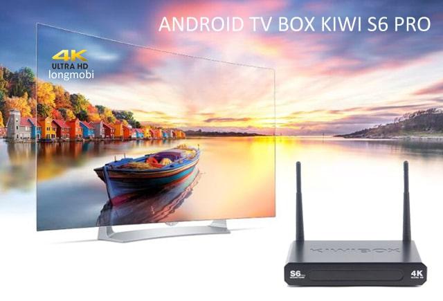 tv box kiwi s6 pro