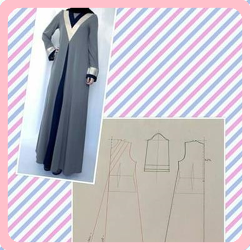 Moslem Dress Pattern icon