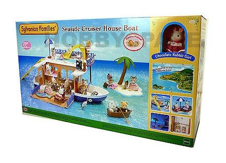 Bộ du thuyền trên biển Epoch Seaside Cruiser House Boat