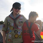 Intercamp 2009: Samstag: Hike & Lagerfeuer