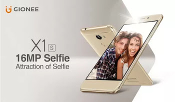 Gionee X1s Specifications and Price in Nigeria, India, China